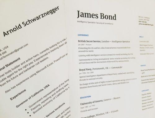 Recrutement : Comment rendre votre CV original ?